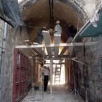 Restauration work / Photo Fanack