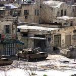 Israeli army invasion in 2002 / Photo HH