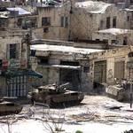 الغزو الإسرائيلي عام 2002 Photo HH