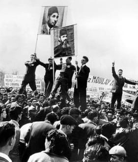 Algerian Nationalist Movement