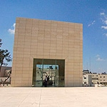 Arafat's grave in Ramallah