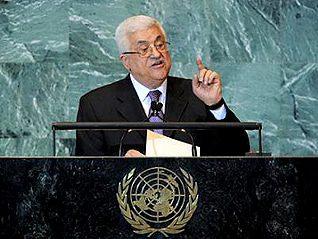 محمود عباس في الجلسة الاستثنائية للأمم المتحدة