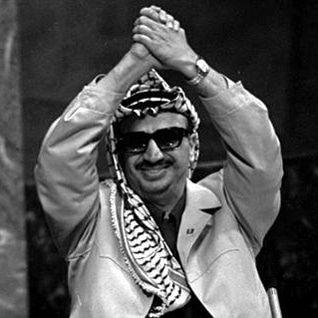 Arafat Palestinian Leadership