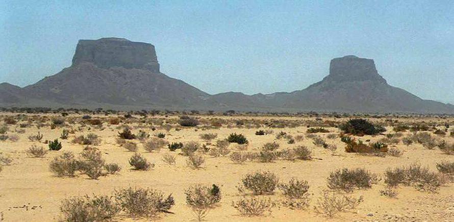 Geography Yemen - Rub al-Khali Desert
