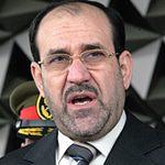 New Prime Minister Nuri al-Maliki