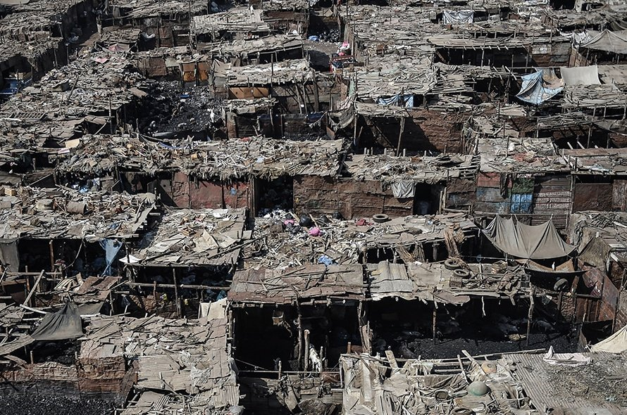 Slums of Cairo