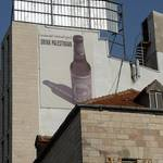 Billboard for Palestinian beer / Photo Fanack