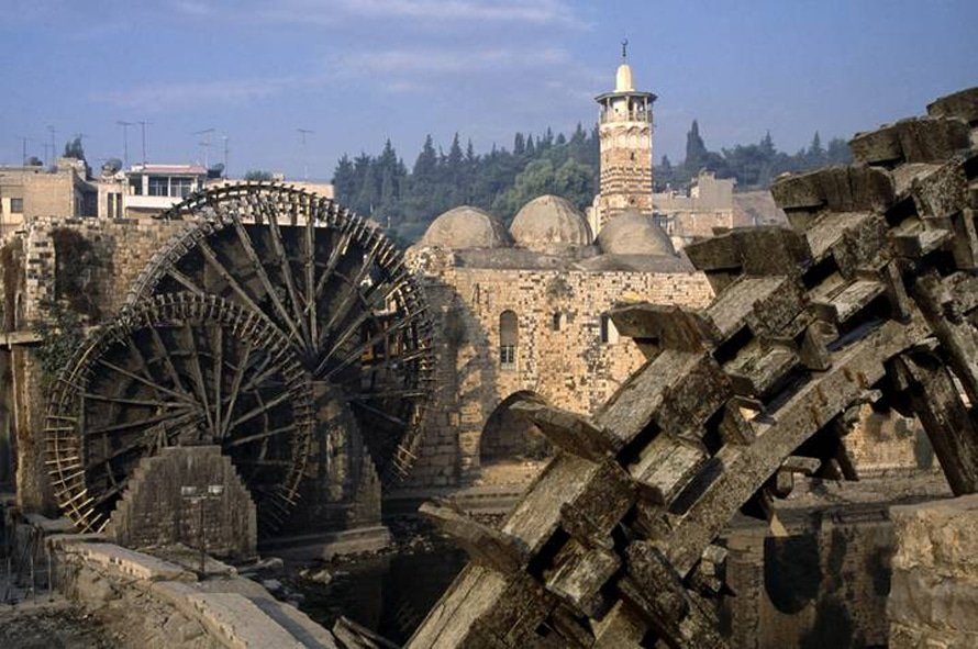 Syria history Hama massacre