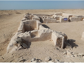 Ruins of al-Zubara