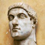 تمثال الإمبراطور قسطنطين