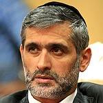 Eli Yishai (Shas)