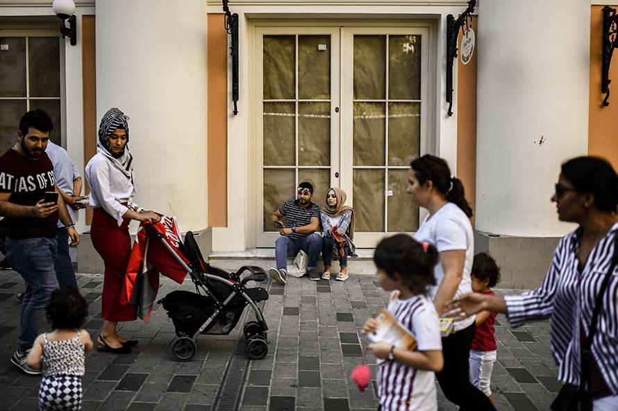 Istanbul / Photo Fanack