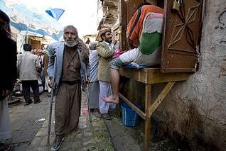 Population Yemen - Poverty Sanaa