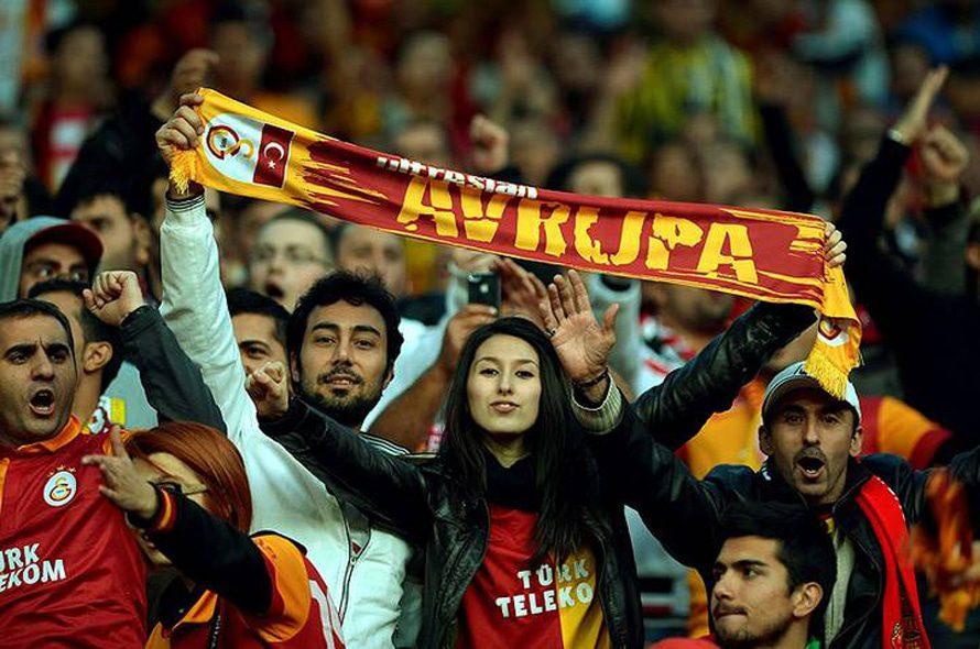 غلاطا سراي، أكبر نادي كرة قدم في تركيا وإسطنبول؛ المنافس القوي في بطولة الأندية الأوروبية لسنوات.