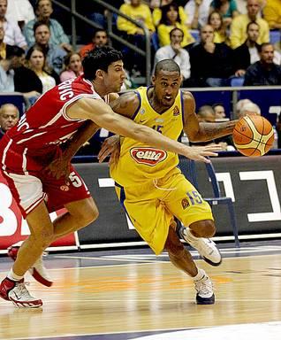 مكابي تل أبيب، الفائز ببطولة أوربا لكرة السلة / Photo Shutterstock