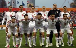 المنتخب الوطني الأردني لكرة القدم في الربع النهائيلبطولة كأس آسيا (بعد فوزه على سوريا 2-1)