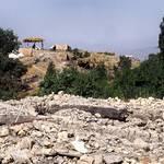 Kurdish village destroyed, Photos Fanack