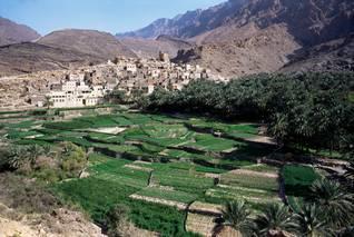 Oman Economy - Bilad Sayt
