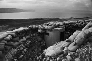 منظر لبحيرة طبريا من مرتفعات الجولان المحتلة Photo Magnum/HH