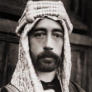 الأمير فيضل والوفد العربي في المؤتمر الفلسطيني الأول في القدس عام 1919