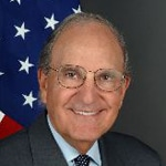 US Middle East Peace Special Envoy George Mitchell / Photo State Department