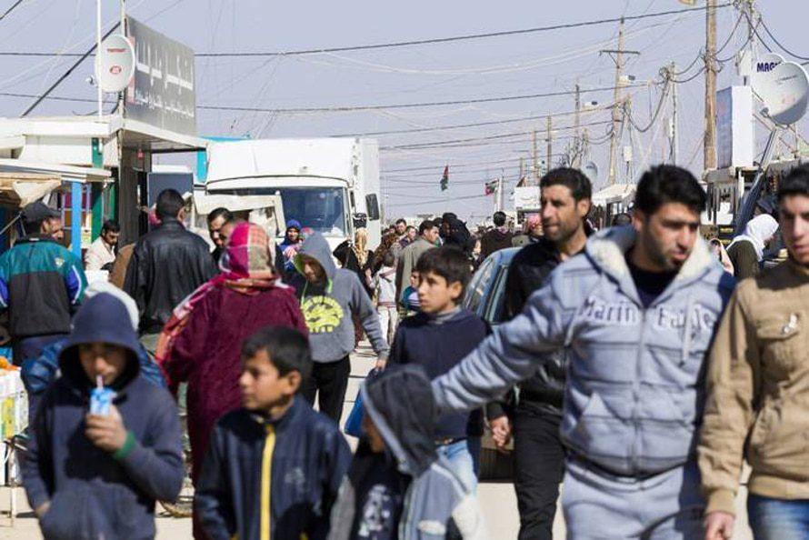 مخيم الزعتري / Photo HH