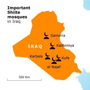 العراق دين