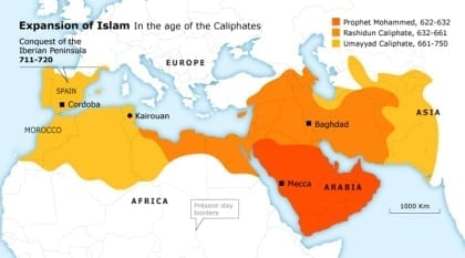 Morocco: The Coming of Islam