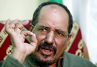 Mohammed Abdelaziz, Secretary-General of the Polisario Front