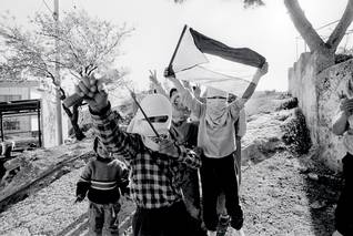 First Intifada / Photo HH