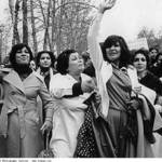 Iran's Women Protest 1979  islamic revolution