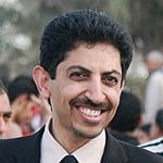 Governance Bahrain - Abdulhadi al-Khawaja, leader of the 2011 protests, imprisoned, went on hunger strike in April 2012.