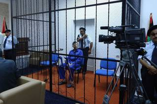 Libya Governance - PM al-Baghdadi Ali al-Mahmoudi trial