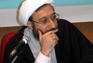 وزير العدل صادق لاريجاني