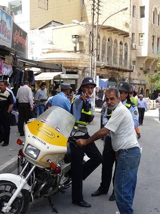 Governance Jordan - Amman
