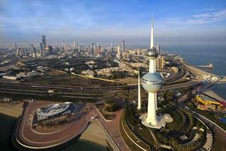 مدينة الكويت بعد عشرين سنة Photo Shutterstock