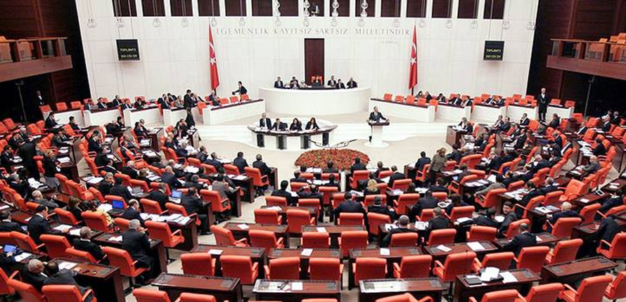 Governance Turkey - Grand National Assembly