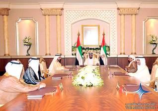 الإمارات العربية المتحدة الحكومة