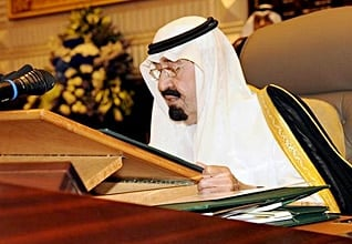 Governance Saudi Arabia - Fanack