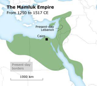 الامبراطورية المملوكية