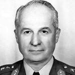 الجنرال كنعان أفرين قائد انقلاب عام 1980 والرئيس 1980-1989