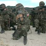 Governance Turkey - Turkish troops NATO exercise 2005