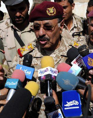 Governance Yemen - General Ali Mohsen al-Ahmar