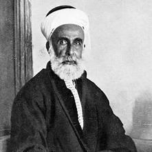 Husayn bin Ali (1851-1931), Sharif of Mecca, Emir and later King of the Hijaz, untill his defeat in 1924