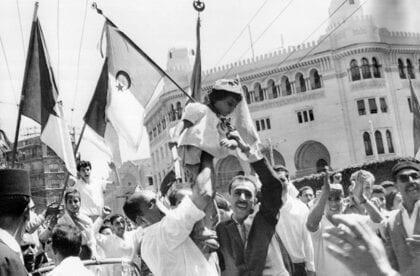 The People's Democratic Republic of Algeria (1962)