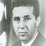 First President Ahmed Ben Bella