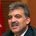 الرئيس السابق عبد الله غل (2007 -2014)