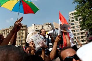 ساحة التحرير في أيلول/سبتمبر 2011 Photo Shutterstock
