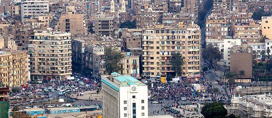 ساحة التحرير في شباط/فبراير 2012 / Photo Shutterstock