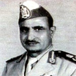 North Yemen's nationalist President Abdullah al-Sallal